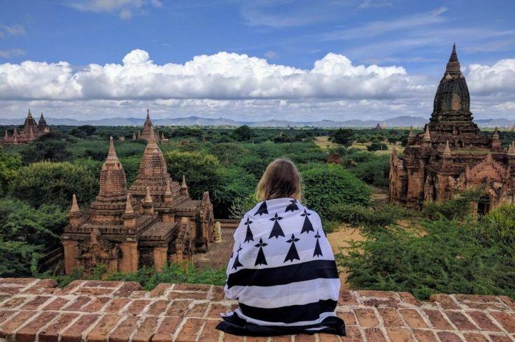 La Bretagne à Bagan !
