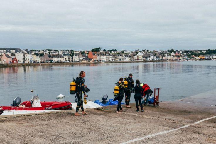 Le Port d'Attache de Camaret-sur-Mer (29) s'éveil