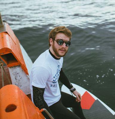 Sortie paddle à Camaret-sur-Mer