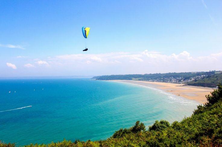 La Baie de Saint-Brieuc est un paradis accessible de tous