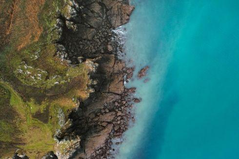 Les falaises de Plouha (22) sont magnifiques