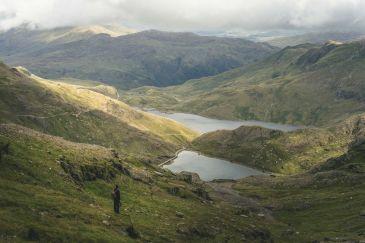 Les panoramas du Pays de Galles sont incroyables