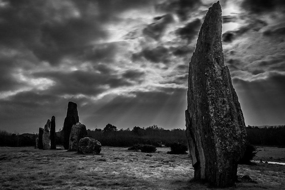 Une ambiance de légendes en Bretagne