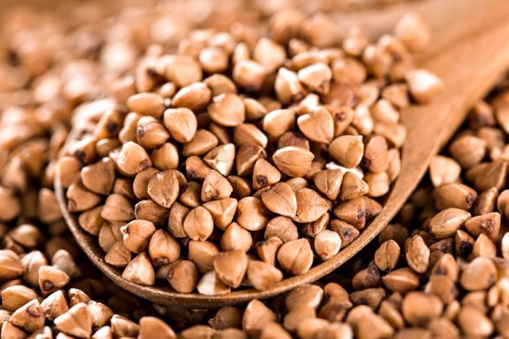 La graine de sarrasin n'est pas une céréale, même si elle y ressemble !