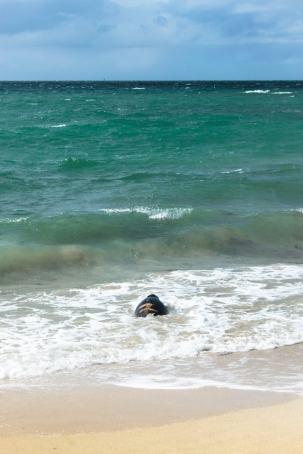 C'est le plongeon !