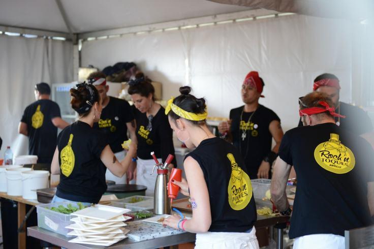 Comment le festival Rock'n Toques déchaîne les passions ?
