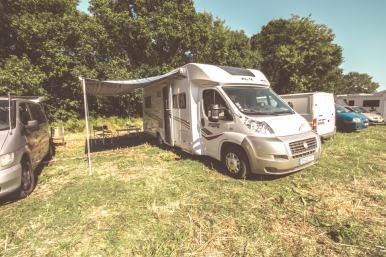 Le camping-car, parce que les tentes sont has-been !