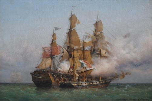 Le Confiance, le navire qui a permis à Robert de conquérir le Kent