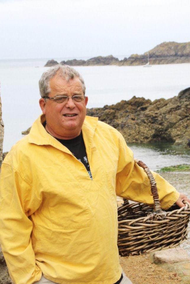Le chef breton Pierrick Le Roux