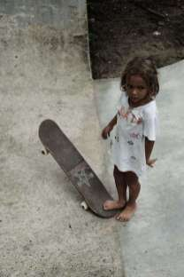 Enfant skate ride siargao philippines surftrip