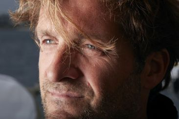 Portrait du skipper Eric Beillion