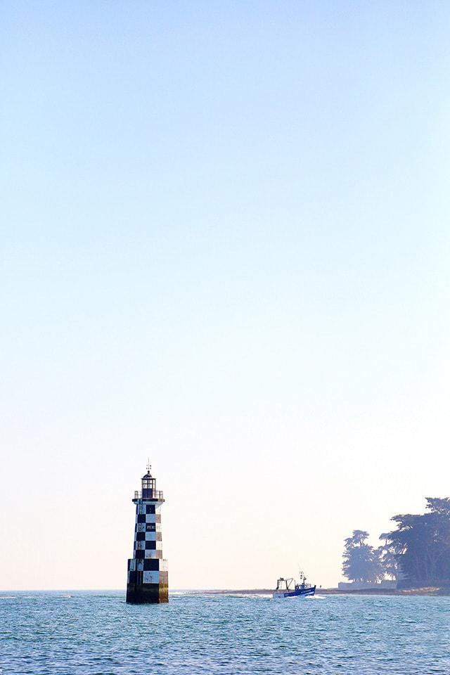 Photo de la Tourelle des Perdrix à Loctudy