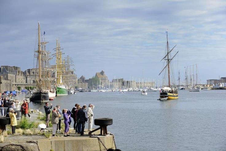 Visiter un bateau de pirates à Saint-Malo pour vos vacances en Ille et Vilaine