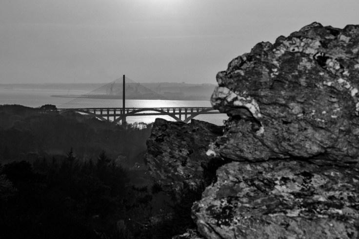 Photographie de Brest et sa grisaille, ville fétiche