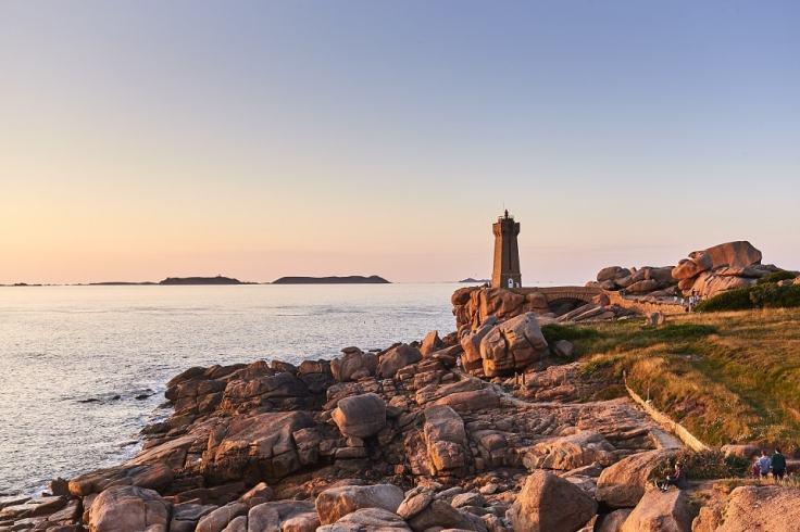 Se promener au phare de Ploumanac'h