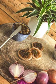 L'oignon de Roscoff mis à l'honneur à l'heure des tapas bretonnes.