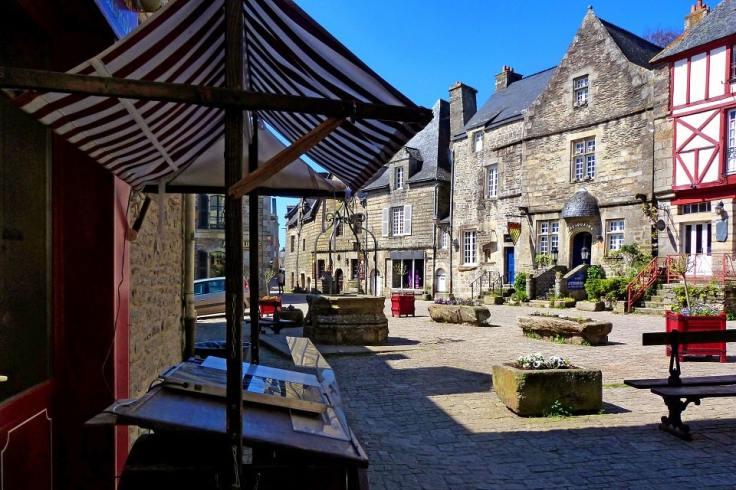 Rochefort-en-Terre le village préféré des Français