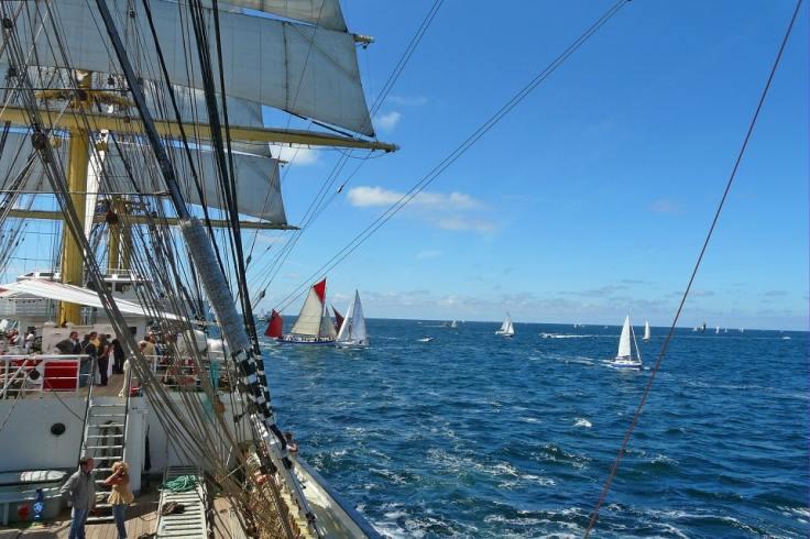Fête maritime de Brest