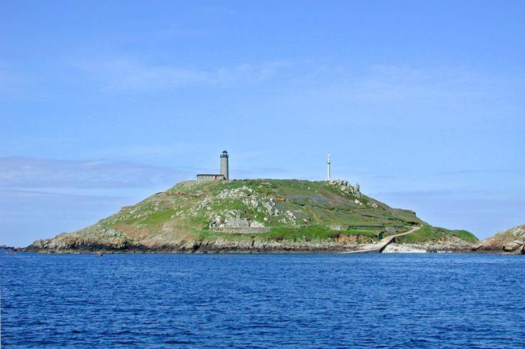 Photo du Phare des Sept-Iles