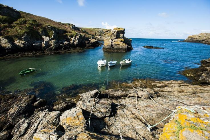 Partir en vacances sur l'île de Groix