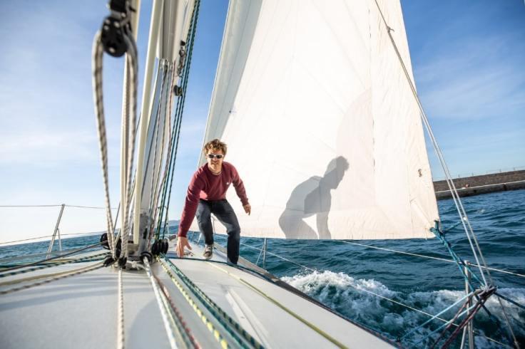louer voilier bretagne pas cher - Le voilier en libre-service débarque en Bretagne (Port d'Attache mai 2019)