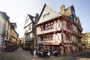 Ville médiévale de Morlaix