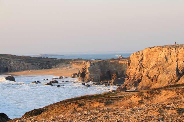 Randonnées à faire sur la presqu'île de Quiberon