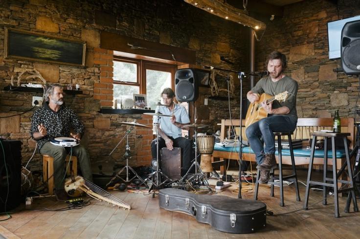 Concert à Wilderness en Afrique du SUd
