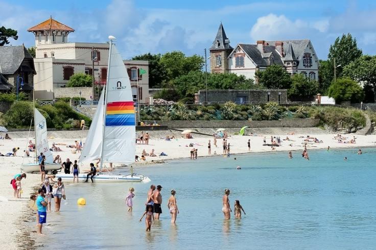 La plage de Saint-Pierre-Quiberon