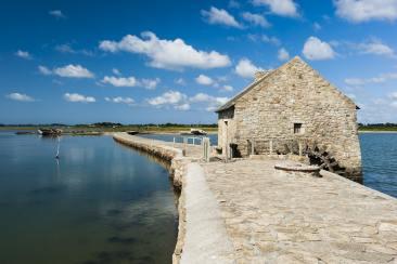 Un moulin à marée