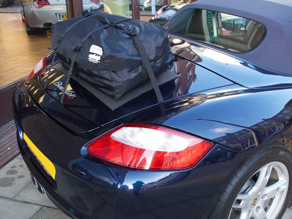 Porte Bagages Porsche Boxster