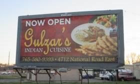 Gulzar's Indian Cuisine