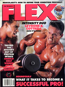 Porter Cottrell Flex Magazine