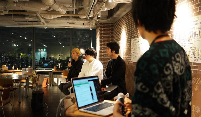 amana tech night vol.2「達人たちから学ぶ。実践!プロトタイピング」開催レポート