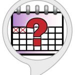 Alexa Skill: My Countdown