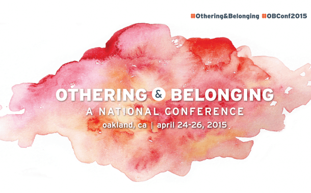 2015 Othering & Belonging Post Conference Report watercolor image