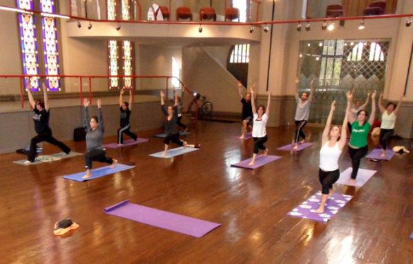 UMB Law School Yoga 2010