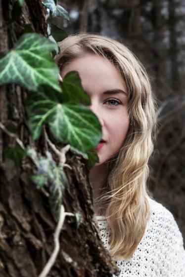 Portræt af Christina Holm Svarer