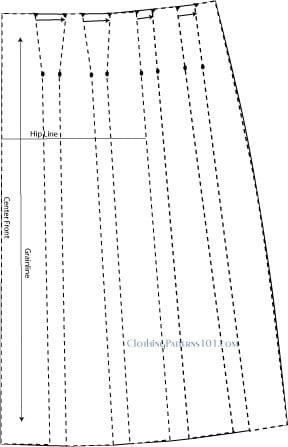 Azzadine used the technique of pleating in the coat. https://s-media-cache-ak0.pinimg.com/originals/cb/77/10/cb7710c647227c4894c459c3e198bb57.jpg