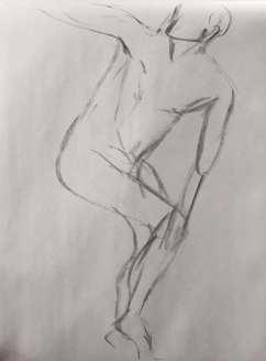 Gesture Drawing 4 (1m, 10/23)