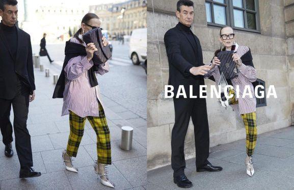 Balenciaga Ad Campaign...
