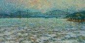 Pont argenté
