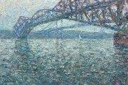 Le pont - 24x36