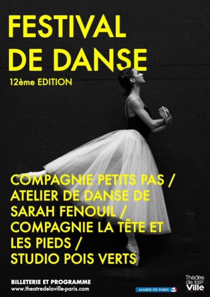1ere affiche de danse