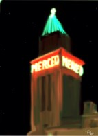 Merced Theatre PM Tower