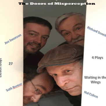 REVIEWS: The Doors of Misperception