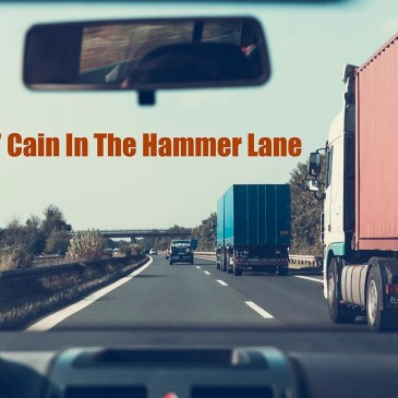REVIEWS: Raisin' Cain In The Hammer Lane