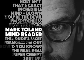 Mark Toland - Mind Reader