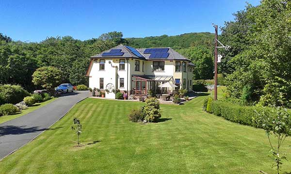 Penaber Bed & Breakfast in Porthmadog