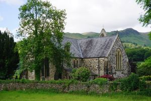 St. Marys Church, Beddgelert